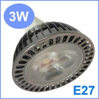 High power new products CE ROHS LED spot light led light 3W AC/DC 12V MR16