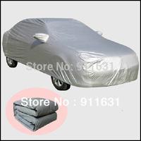 Car Cover Waterproof  UNIVERSAL Anti UV RAIN SNOW Dustproof  Resist Snow Full Car Cover M/L/XL/XXL For Choice