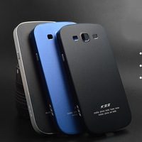 Ultra thin CNC Metal Aluminum Matte Surface Frame Case For Samsung Galaxy S3 SIII I9300 with Screw Driver protective Cover