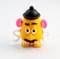 Cute Rubber Teapot  Cartoon USB 2.0 Memory Flash Drive 1GB 2GB 4GB 8GB 16GB  32GB Thumb Stick