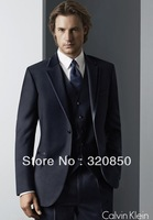 FREE shipping/ gray red/black/Notch Lapel Groom Tuxedos Man Wedding Suits Prom Clothing Suit/CUSTOM GROOM SUIT/