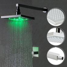 led shower set price
