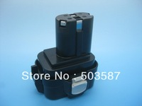 9.6V 3.5Ah Battery replace Makita 9100 9100A 9101 9122 battery,Fits 6207D 6222D 6222DE 6226D power tools.Ship to Russia only!