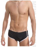 Men swim trunk shorts nylon swimwear trunk men's super sexy swim briefs fashion swimwear for surfing guys Free shipping