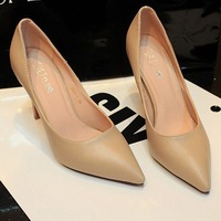 Hot sale olll womens thin high heel shoes Fashion sexy gold and silver pointed toe heels wedding shoes pumps Free shipping
