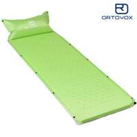 Ortovox automatic inflatable cushion patchwork double pad moisture-proof pad with pillow