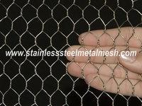 Stainless Steel Hexagonal Wire Netting(Chicken Wire Mesh)