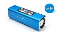 Delicate Music speaker, mini portable speaker with dual speaker, stereo sound box