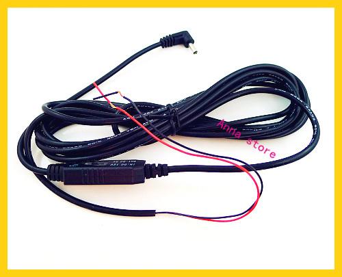 2pcs/lot 3M power cable, dc/dc 12v to 5v 3a 15w step down converter Regulator DC Power Supply(China (Mainland))