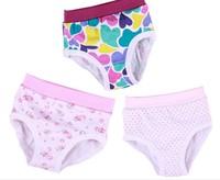 # 94  1-2age child baby cotton briefs mix carton printed design  10pcs/lot  promotion  cotton underwear