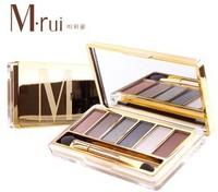 Professional Cosmetic eye shadow 6colour eye shadow
