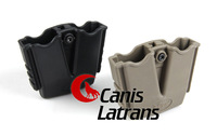 New Arrival Tactical Double Magazine Pouch For Hunting CL7-0038Tan