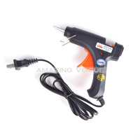 20W New Mini Electric Trigger Hot Melt Glue Gun Black