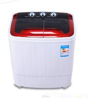 Hot-selling rstart rongshida mini washing machine xpb40 dual steel bucket small washing machine belt