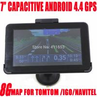 "FREE SHIPPING 7"" GPS NavigatIon AVIN BLUETOOTH MTK3351 CE6.0 533M ddr128M  4GB  FM  480*800 +mp3/4/5+map GO/9  PRIMO/NAVITEL"