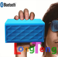 High quality stereo wireless Bluetooth Speaker jambone music lound sound box mini  jambox speaker,30pcs/lot