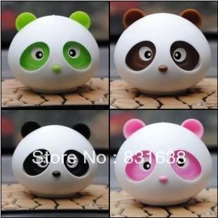 The new Panda Panda solid perfume fragrance perfume car perfume car perfume seat Panda car ornaments fragrant wind