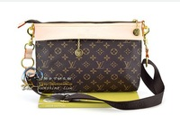 Louis  Messenger Bag women men  New fashion boutique handbags free shipping