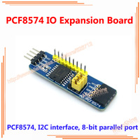 PCF8574 IO Expansion Board 8-bit I/O Expander for I2C-bus PCF8574 on Board