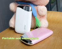 new Apow 6200 mAh Portable External Battery Backup Power Bank Charger for Mobile Phone GPS PDA Pad Mp3 etc 2 x USB