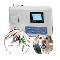 NEW CONTEC VET Veterinary One Single Channel ECG/EKG Machine,  ECG100G ECG Machine, EKG Machine