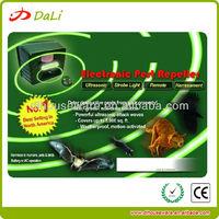 Indoor/outdoor ultrasonic dog cat repeller
