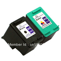 1 set Ink Cartridge  for hp 92 93 hp92 hp93 Photosmart 7850,C3140, C3150, C3180,C4180,PSC1507,1510,1510v,1510xi