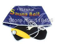FREE SHIPPING Populared Sauna belt Heat Type Slimming Belt Quick weight loss 220V EU Plug