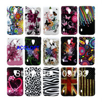 hot sale cartoon colorful jellyfish Union Jack USA Flag hard phone Cover For LG Optimus L7 II Dual P715 Case
