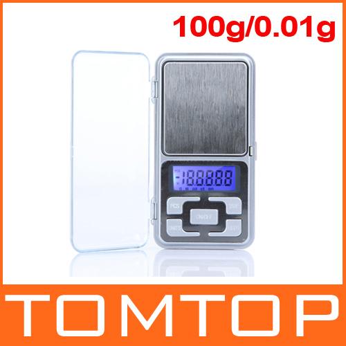 Весы TOMTOP 100g /0.01