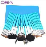 Zoreya 22 brush set loose powder brush blush brush the professional make-up cosmetic tools cosmetic brush set