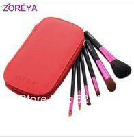 Zoreya 6 brush set loose powder brush blush brush make-up cosmetic tools cosmetic brush