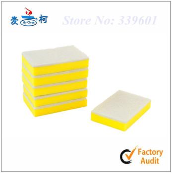 Factory Direct Sale Superfine Absorbent  Kitchen Scourer Sponge