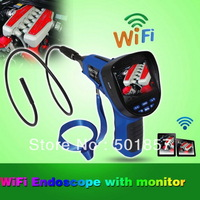 SB-IE99EW-8.5mm-2M mini electronic industrial waterproof inspection wireless pipe portable video WiFi borescope camera endoscope