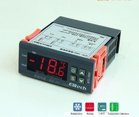 Temperature controller STC-1000 220 VAC 10A with two meters NTC sensor thermostat STC1000 Elitech
