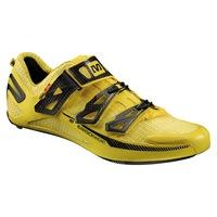 2013 New Type MAVIC HUEZ Cycling Shoes Male Professional Road Cycling Shoes Bicycle Locking Shoes  Free Shipping