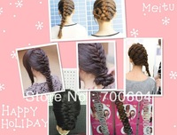2014 New Hot Selling Magic Wavy Curling Hair/Disk/Tools/ Rollers/Ring/curler,Girl accessories, Wholesale