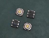 100pcs 5x5x1.5mm Touching Switch Button Microswitch