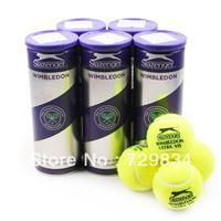 Free Shipping!!!  4Pcs/ A Barrel Slazenger 2013 New Arrival Schlesinger Pehcans Tennis ball-340850