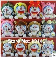 Free shopping    Doraemon Chinese zodiac  Doraemon plush toys  stuffed toys12 different character as a doraemon Chinese zodiac.