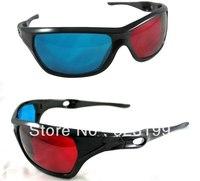 Frete Gratis 2 pcs / Lote  oculos 3d Dimensional 3 D Glasses Para Filmes E Games
