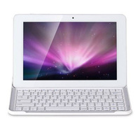 Bmorn K12 Quad Core Tablet PC with Bluetooth Keyboard A31 10.1 Inch IPS Screen Android 4.1 2G Ram 16GB White