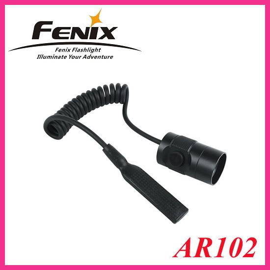 Fenix AR102 TK09 TK11 TK12 TK15 TK21 TA20 TA21 Tactical Flashlight Torch Remote Pressure Switch(China (Mainland))