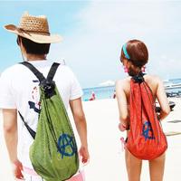 2013 new fashion nylon sprang men and women beach backpack for lovers,travel bag,beach bags,009