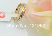 Italina brand  Color gold ring personalized jewelry ring tail ring women jewelry gifts