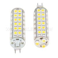 Free Shipment !!! Dimmable 51leds G6.35 GY6.35 LED DC10-30V/AC8-20V  3W White Warm White Spot Lamp Corn Bulb