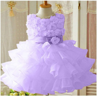 Retail!! white dress, party dress princess dress baby wear,good-quality free shipping 2304