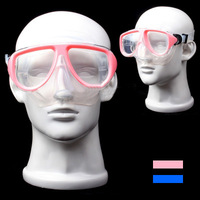 New Silicone Goggles for Men and Women (Random Color Delivery)-