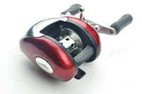BUF drop round Right hand 3BB Baitcasting fishing reel 6.2:1 free shipping
