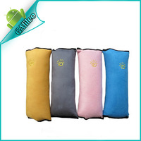 Car safety belt cover thickening kaozhen shoulder pad set car child pillow auto supplies
